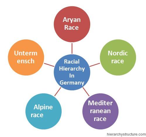 Racial Hierarchy In Germany