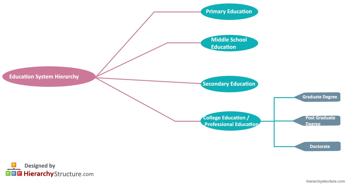 Education System Hierarchy