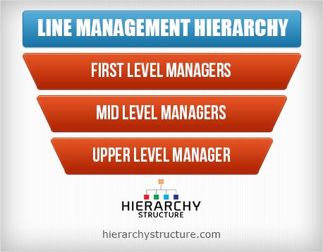 line management hierarchy