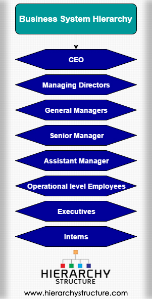 Business System Hierarchy