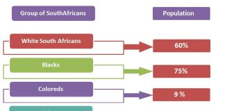 Racial Hierarchy in South Africa