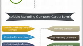 Marketing Company Hierarchy