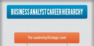 Business Analyst Career Hierarchy