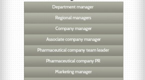 Pharmaceutical Company Hierarchy