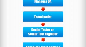 Software Testing Job Hierarchy