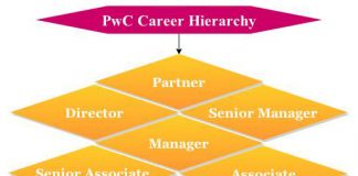 PwC career hierarchy