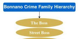 bonnano crime family hierarchy