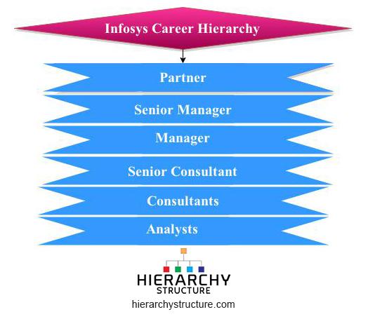 Infosys Career Hierarchy