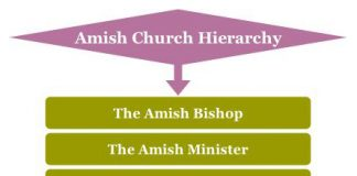 Amish Church Hierarchy