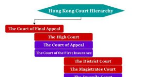 Hong Kong Court Hierarchy