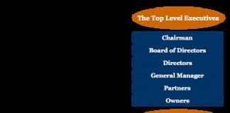 Shipping company hierarchy