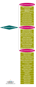 Microsoft career hierarchy