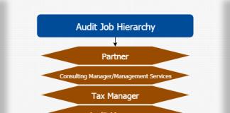 Audit job hierarchy