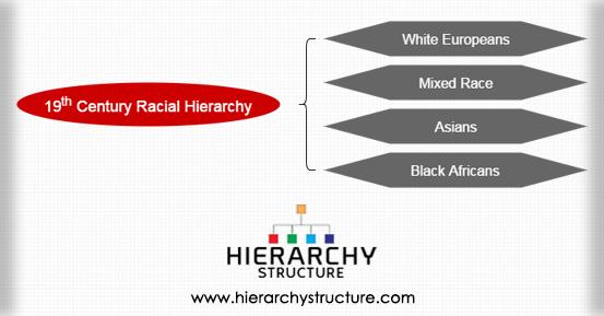 19th Century Racial Hierarchy