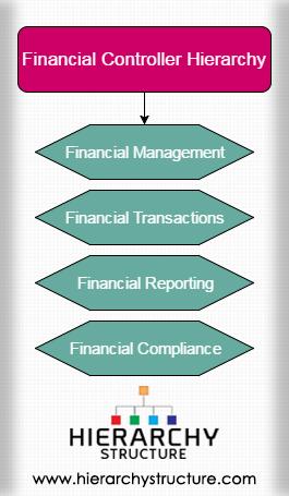 Financial Controller Hierarchy