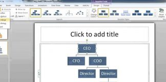 Put Microsoft Word to Use for Creating an Organizational Chart